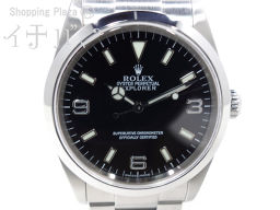 ROLEX ロレックス 114270 エクスプローラー1 自動巻き SS メンズ 腕時計 K番【仕上げ・オーバー