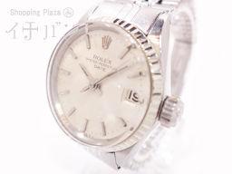 ROLEX ロレックス 6517 オイスターパーペチュアルデイト SS AT レディース 腕時計【中古】