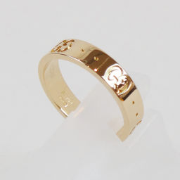 GUCCI Gucci icon ring 750 K18PG ring # 10 (Japan size approx. 9.5 number) [New finished / medium