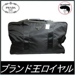 PRADA プラダ ボストンバック ブランド ブラック 黒