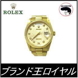 ロレックス 18238G デイデイト A番