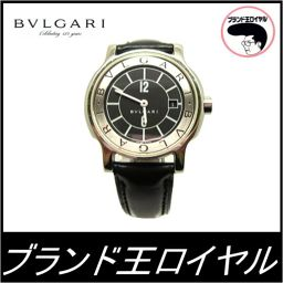 ブルガリ ソロテンポ レディース 腕時計