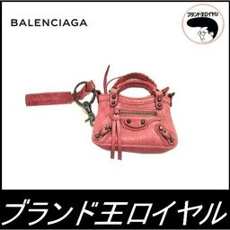 Balenciaga back type pouch accessory