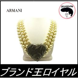 Armani Pearl Necklace 3 Pearl Necklace Party Heart
