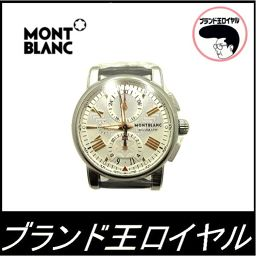 モンブラン スタークロノグラフ メンズ腕時計