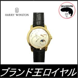 ハリーウィンストン ミッドナイトムーンフェイズ MIDAMP42RR003