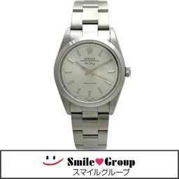 ROLEX/ロレックス/エアキング 腕時計/SS/メンズ/14000M/F番/自動巻き/シルバー文字盤[中古][