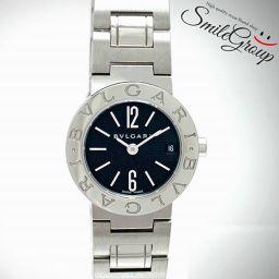 01d76d5f9607 BVLGARI/ブルガリ/ブルガリブルガリ 腕時計/SS/レディース/BB23BSSD/クオーツ/