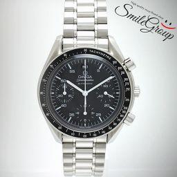 OMEGA オメガ スピードマスター 腕時計 SS メンズ 3510.50 自動巻き ブラック文字盤[中古][送料無料]