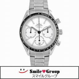 OMEGA/オメガ/スピードマスターレーシング/SS/メンズ腕時計/326.30.40.50.02.001/文字盤シルバー オートマチック