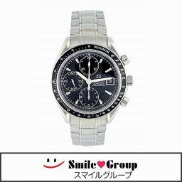 OMEGA/オメガ/スピードマスターデイトクロノグラフ/メンズ腕時計/SS/3210-50/文字盤黒 オートマチック 【中古】