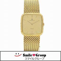 WALTHAM/ウォルサム/アンティーク/K18/2115071/メンズ腕時計/クオーツ/ゴールド文字盤 【中古】【送料無料】