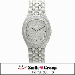 AUDEMARS PIGUET オーデマピゲ K18WG メンズ腕時計 C91610 クオーツ ダイヤ文字盤[中古][BR]