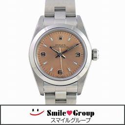 ROLEX/ロレックス/オイスターパーペチュアル/76080/F番/レディース/腕時計 【中古】【送料無料】
