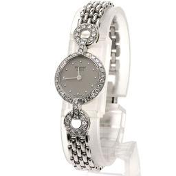 ショパール クラシック ベゼル・ラグダイヤモンド 腕時計レディース