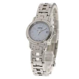 エルメス CL4.210 クリッパーナクレ 腕時計レディース