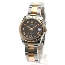ロレックス 178341 デイトジャスト 腕時計ボーイズ
