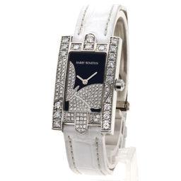 ハリーウィンストン 310LQW アベニュー  腕時計レディース