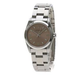 ロレックス 77080 オイスターパーペチュアル 腕時計 OH済ボーイズ