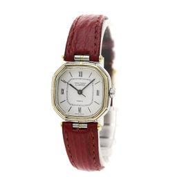 ヴァンクリーフ&アーペル ロゴデザイン 腕時計レディース