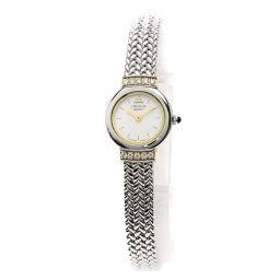 セイコー 1E70-0100  クレドール ダイヤモンド 腕時計レディース
