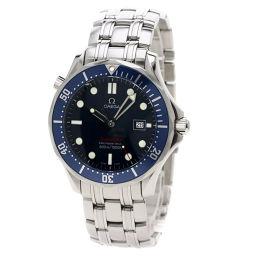 オメガ 2221-80 シーマスター300m 腕時計メンズ