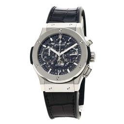 ウブロ 525.NX.0170.LR クラシックフュージョン 腕時計 OH済メンズ