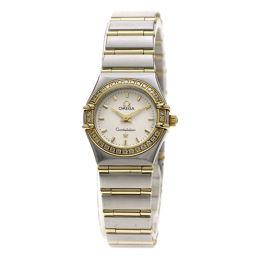 オメガ 1267-30 コンステレーション 腕時計 OH済レディース