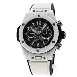 ウブロ 411.HX.1170.RX ビッグバン ウニコ ホワイトセラミック  腕時計メンズ