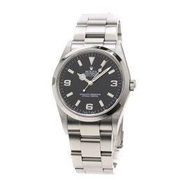 ロレックス 114270 エクスプローラー 腕時計 OH済メンズ