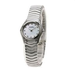 エベル 9003F11.1 クラシック ウェーブ 腕時計レディース