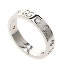 グッチ アイコン 6Pダイヤモンド リング・指輪レディース