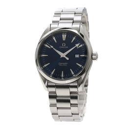 オメガ 2517-80 シーマスター アクアテラ 腕時計メンズ