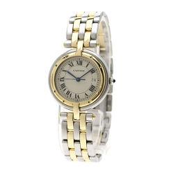 カルティエ パンテール ラウンド MM 2ROW 腕時計レディース