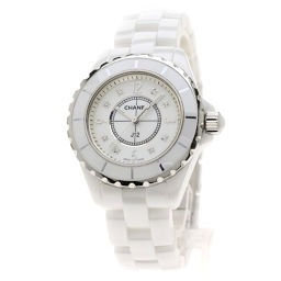 シャネル H2422 J12 33 8Pダイヤモンド 腕時計レディース