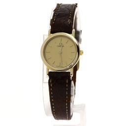 オメガ デ・ビル 腕時計レディース