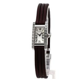 カルティエ タンクアロンジェ ラニエール 腕時計レディース