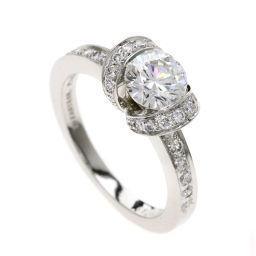 ティファニー ダイヤモンド/ラウンドブリリアント リング・指輪レディース