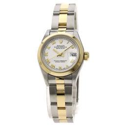 ロレックス 79163 デイトジャスト コンビ 腕時計 OH済レディース