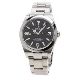 ロレックス 214270 エクスプローラー 腕時計 OH済メンズ