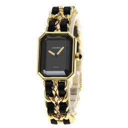シャネル プルミエール M 腕時計レディース