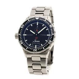 ジン ミリタリータイプ3 日本限定300本 腕時計メンズ