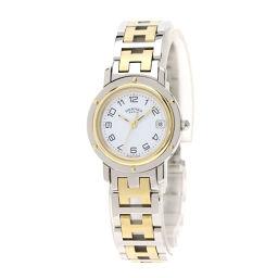エルメス CL4.220 クリッパー 腕時計レディース
