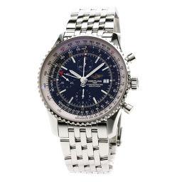 ブライトリング A24322 ナビタイマー ワールド 腕時計メンズ