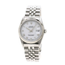 ロレックス 16234 デイトジャスト 腕時計 OH済メンズ