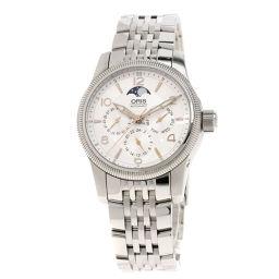 オリス ビッグクラウン コンプリケーション 腕時計メンズ