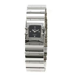 オメガ 1528-46 コンステレーション カレ 4Pダイヤモンド 腕時計レディース