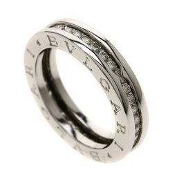 ブルガリ B-zero1/ビーゼロワン フルダイヤモンド #51 リング・指輪レディース