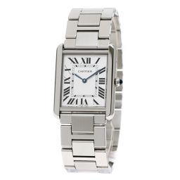 カルティエ W5200014 タンクソロ LM 腕時計メンズ