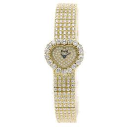ピアジェ 8401 C626 トラディション ハート ダイヤモンド 腕時計レディース